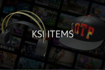 How to get all KSI Roblox items