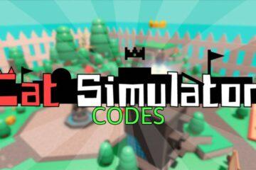 Roblox Cat Simulator All Codes