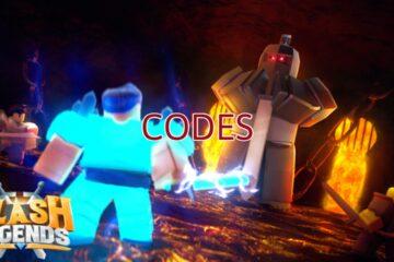 Roblox Clash Legends All Codes