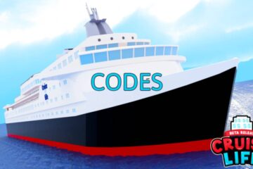 Roblox Cruise Life All Codes