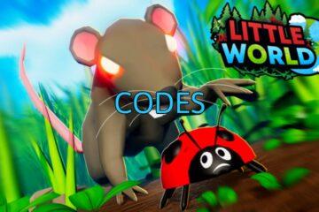 Roblox Little World All Codes