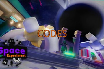 Roblox Space Experiment All Codes