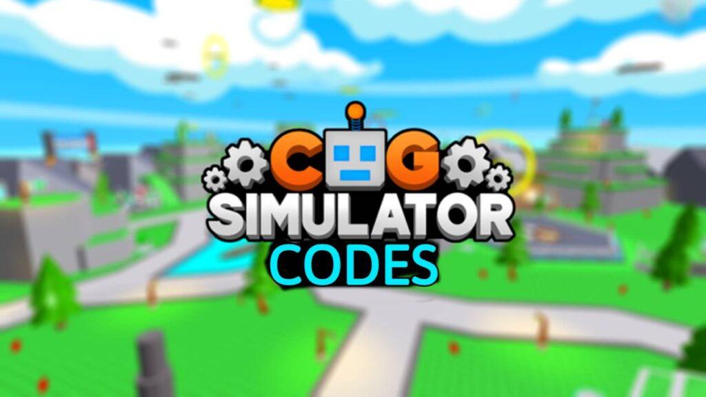Roblox Cog Simulator All Codes